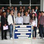 タイで実施した遺伝子検査講習会の様子